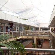 Shopping mall building management change